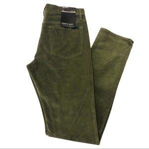 Joe's Jeans Slim Fit Stretch Corduroy Pants 32